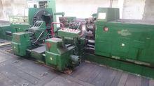 machining railway wheel lathe R