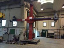 Stylmec welding beam