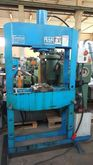 Workshop press 40 ton
