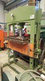 Workshop press 100 TON