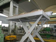Hydraulic lifting table 2000 x