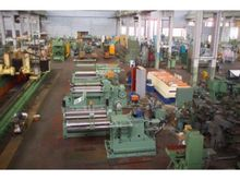 Cutting line in MARIANI strips,