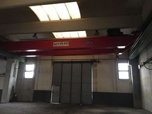 Used 40 ton overhead