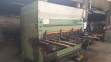 2500 x 13 hydraulic CML shear