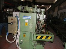 Rotating point welding machines