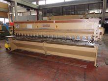 Mechanical shear 4000 x 3mm
