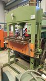 Workshop press 100 TON