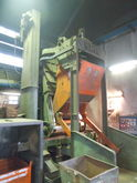Shot blasting machine used OMSG