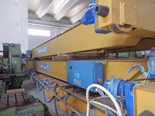 Omis 10 ton bridge crane 1997,