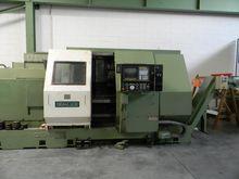 Used CNC lathe OKUMA