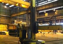 Used beam welding Su