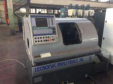 CNC lathe with motorized