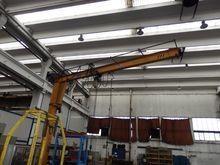 Used Column crane 1