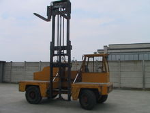 Used forklift in Mog