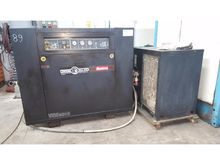 Compressor and dryer BALMA