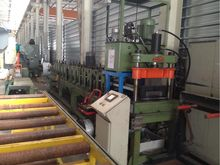 of channel forming line