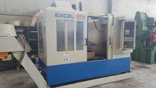 Vertical machining center EXCEL