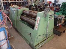 Calandra corrugated SERTOM