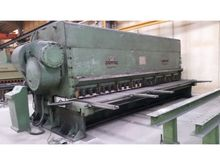 Mechanical shear CBC 6000 X 10m