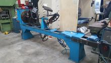 Welding lathe Mecome complete w