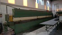 Calandra Belgius 10000mm 60mm r