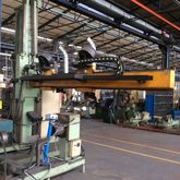 Submerged Arc welding beam to I