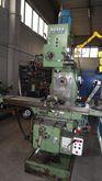 Milling machine DEBER FU 140