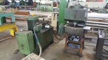 Hydraulic presses with control