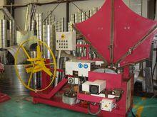 Spiral tube machine with adjust