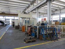 portal milling machine Waldrick