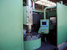 CNC vertical CNC milling lathe
