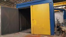 Sandblasting Room