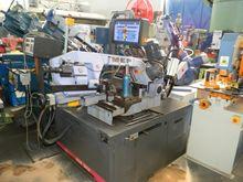 semi-automatic sawing machine