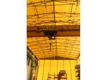 Gantry crane ascom 6.3ton