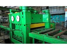 Leveling machine UBR 10 X 2000