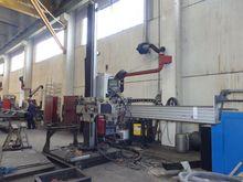 Used welding beam Ca