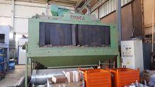 Sandblasting machine 3000mm