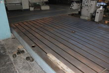 iron top 6000 x 3050 x 400 mm H