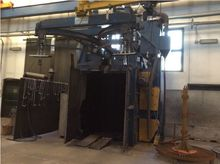 Shot blasting machine CLUSTER T