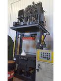 Bignozzi hydraulic press 100 to