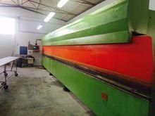 Belgius 10500mm bending press