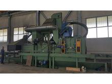 SIRSI sandblasting machine 1650