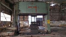 Used Press 350 ton g