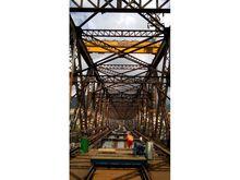 5 Ton overhead crane for gauge