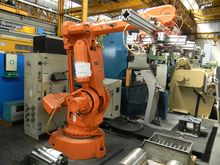 Used ABB robots in M