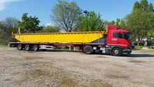 Cargo TEKNO IMPIANTI 60 ton