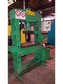 Workshop press 50 ton