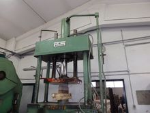 Hydraulic trimmer 150 tons