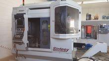 5-axis milling machine CNC lath