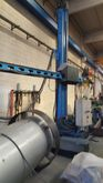 Used welding beam 3